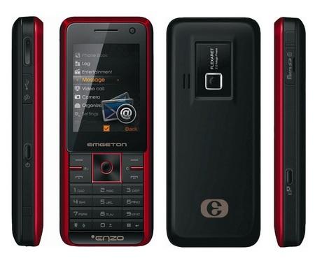 Emgeton Enzo 3G Dual SIM Phone
