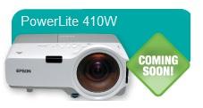 Epson PowerLite 410W 3LCD Projector