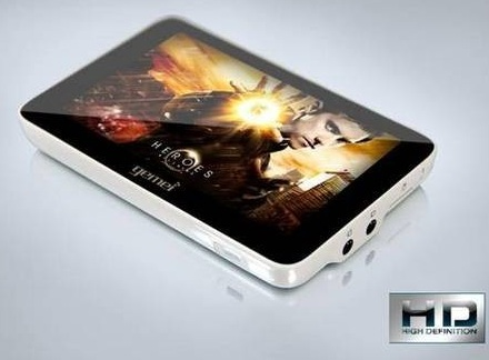 Gemei X690HD HD PMP