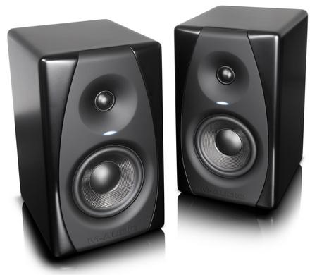 M-Audio Studiophile CX-5 monitor speakers