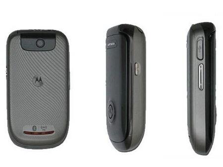 Motorola A1210 Linux Phone