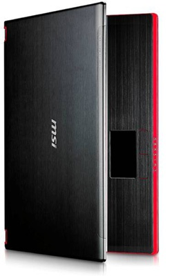 MSI GT628, GT725  gaming notebooks