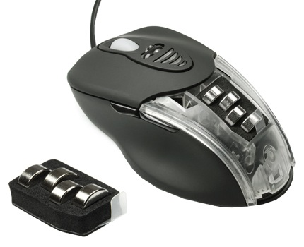 OCZ Eclipse laser gaming mouse