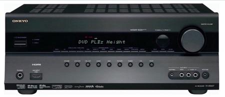 Onkyo TX-SR607 AV Receiver with Dolby ProLogic IIz