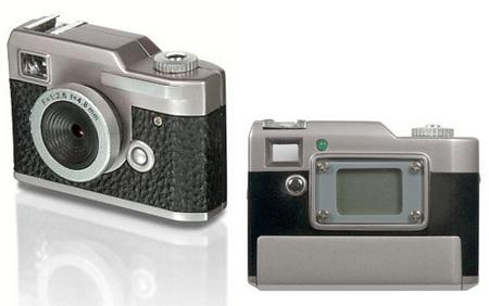 Philips Retro-Style Digital Camera
