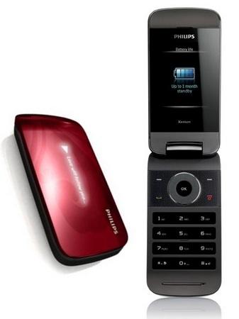 Philips Xenium X530 Clamshell
