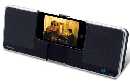 Princeton i-Swing iPod/iPhone Speaker
