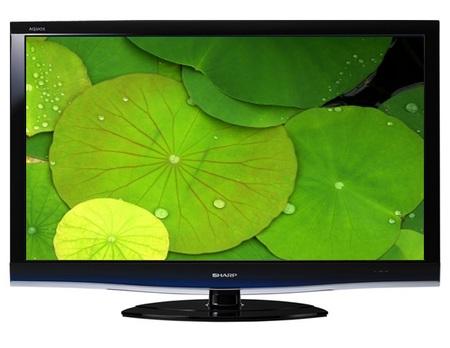 Sharp AQUOS DH77 Slimeline LCD HDTV