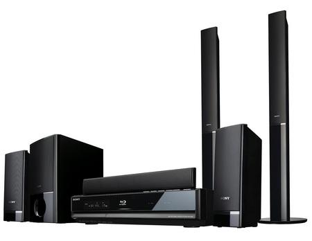 Sony BDV-E500W Blu-ray Home Theater System