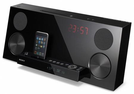 Sony CMT-Z100iR Mini iPod Audio System