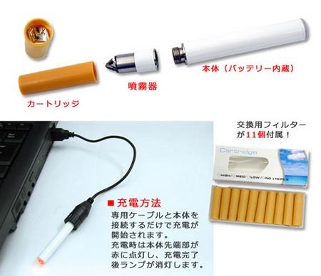 Thanko USB Cigarette