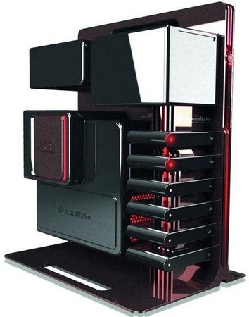 Thermaltake Level 10 PC Case by BMW DesignworksUSA
