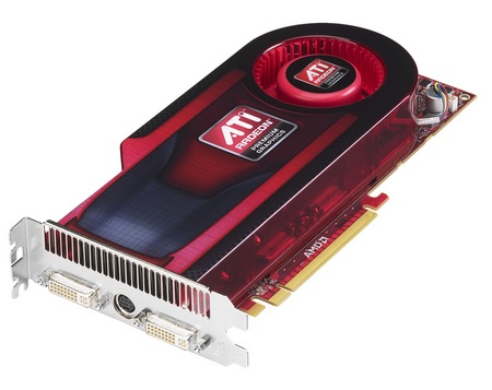 AMD ATI Radeon HD 4890 Graphics Processor