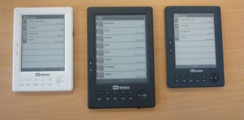 BeBook Mini e-book reader