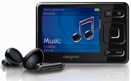 Creative Zen MX Series Media Player