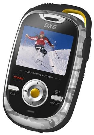 DXG DXG-125V 720p HD Camcorders