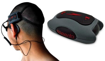iRiver Speedo LZR Racer Aquabeat Underwater MP3 Player