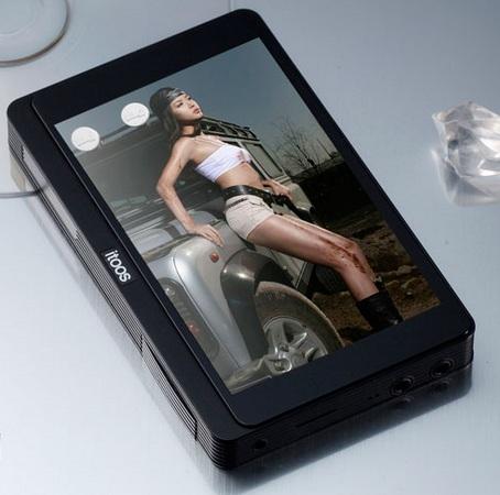 itoos T68HD 720p PMP
