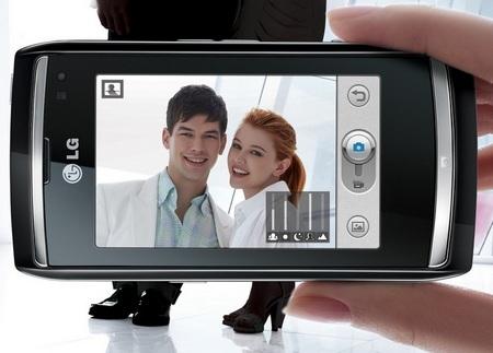 LG GC900 Viewty 2 touchscree phone