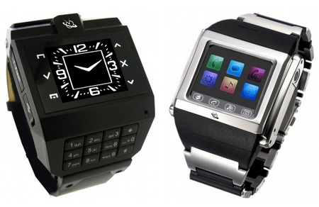 Neutrand Nutec WristFone Watch Phone