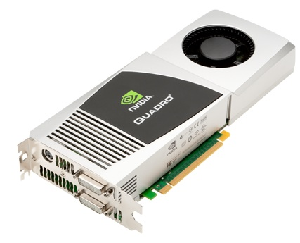 NVIDIA Quadro FX 4800 for Mac