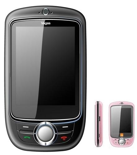 Orange Vegas Touchscreen Phone for UK