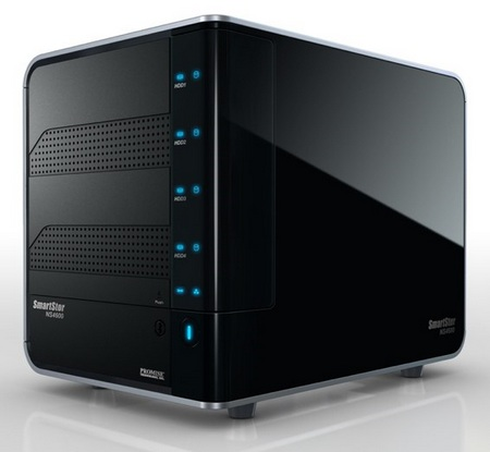 Promise SmartStor NS4600 and DS4300 NAS