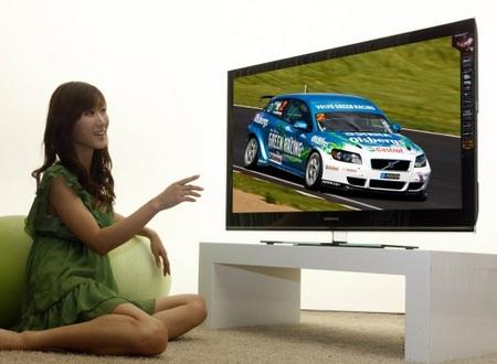 Samsung 750 Series 240Hz LCD HDTV