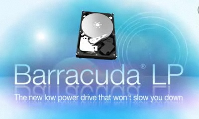 Seagate Barracuda LP Low-Power Hard Drive