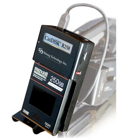Shining CitiDISK R258 Tapeless Video Recorder
