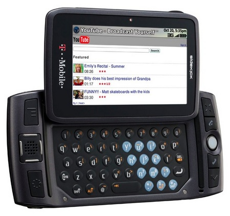 T-Mobile SideKick LX QWERTY Phone