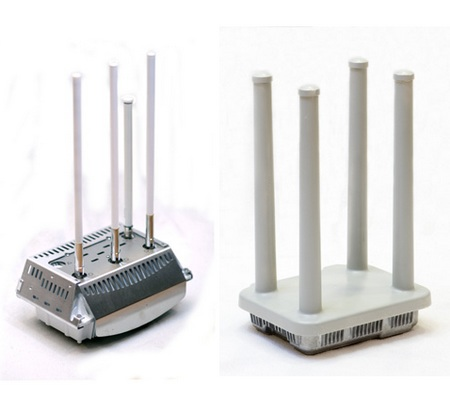 Tropos 802.11n Outdoor Mesh Routers