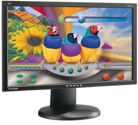 ViewSonic VG2427 24-inch Full HD LCD Display