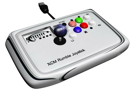 XCM Rumble Joystick for Playstation 3