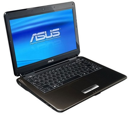 Asus K40IN-A1 Notebook with GeForce G102M