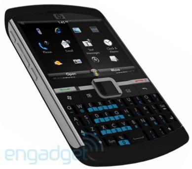 AT&T HP iPAQ K3 Obsidian QWERTY Phone
