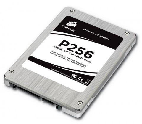 Corsair P256 256GB 2.5-inch SSD