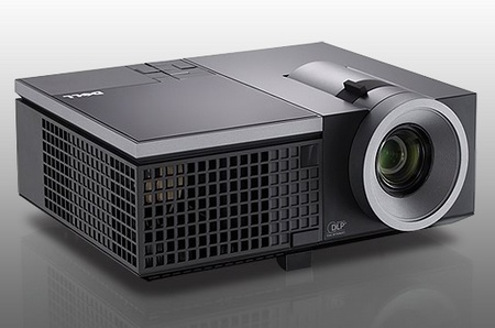 Dell 4310WX DLP Projector with DisplayPort