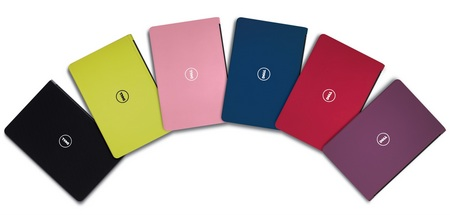 Dell Studio 14z Colorful Notebook colors