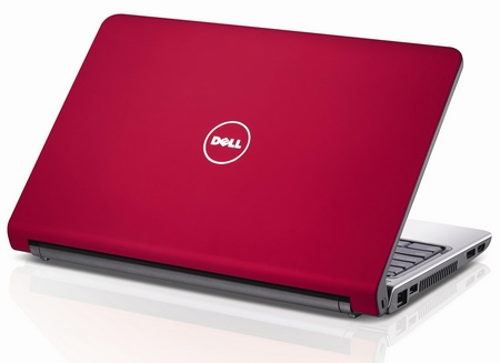 Dell Studio 14z Colorful Notebook