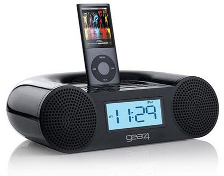 Gear4 CRG-60 iPod Clock Radio