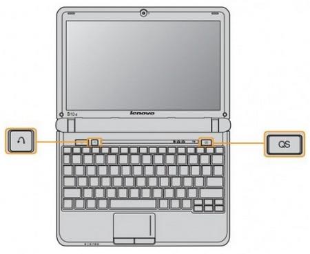 Lenovo IdeaPad S10-2 3G Netbook
