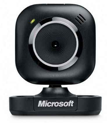 Microsoft LifeCam VX-2000 budget webcam