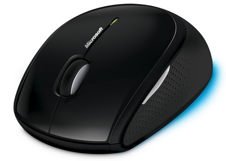 Microsoft Wireless Mobile Mouse 5000