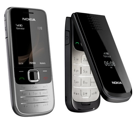 Nokia 2720 fold and 2730 classic entry-level phones