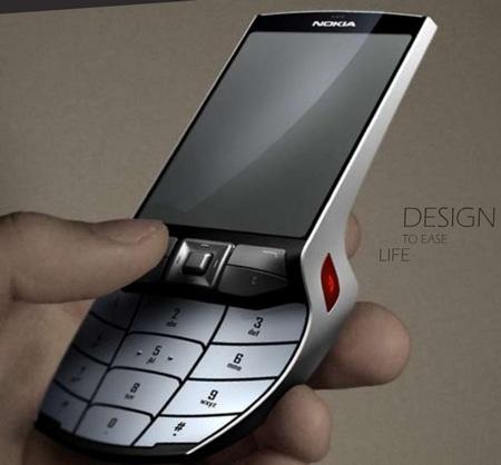 Nokia Concept Phone by Heikki Juvonen