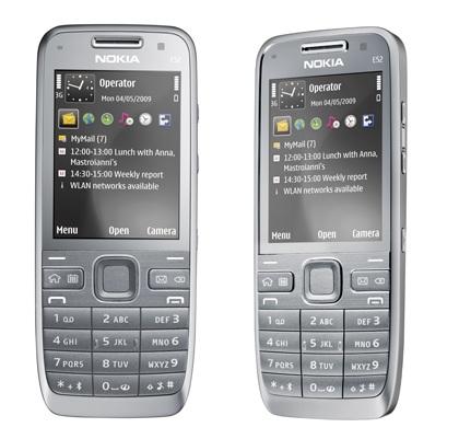 Nokia E52 Business Smartphone