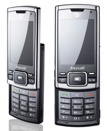 Samsung GT-I6320C 3G Phone with CMMB