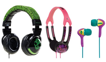 SkullCandy dB Collection Headphones
