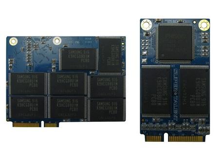 Super Talent Half Mini 2 Upgrade SSDs for Dell Mini 9